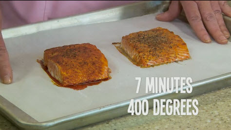 Easiest way to cook fish