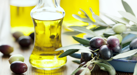 Heart-healthy oils, fat and fruit