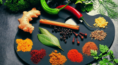 11 herbs and spices that promote wellness