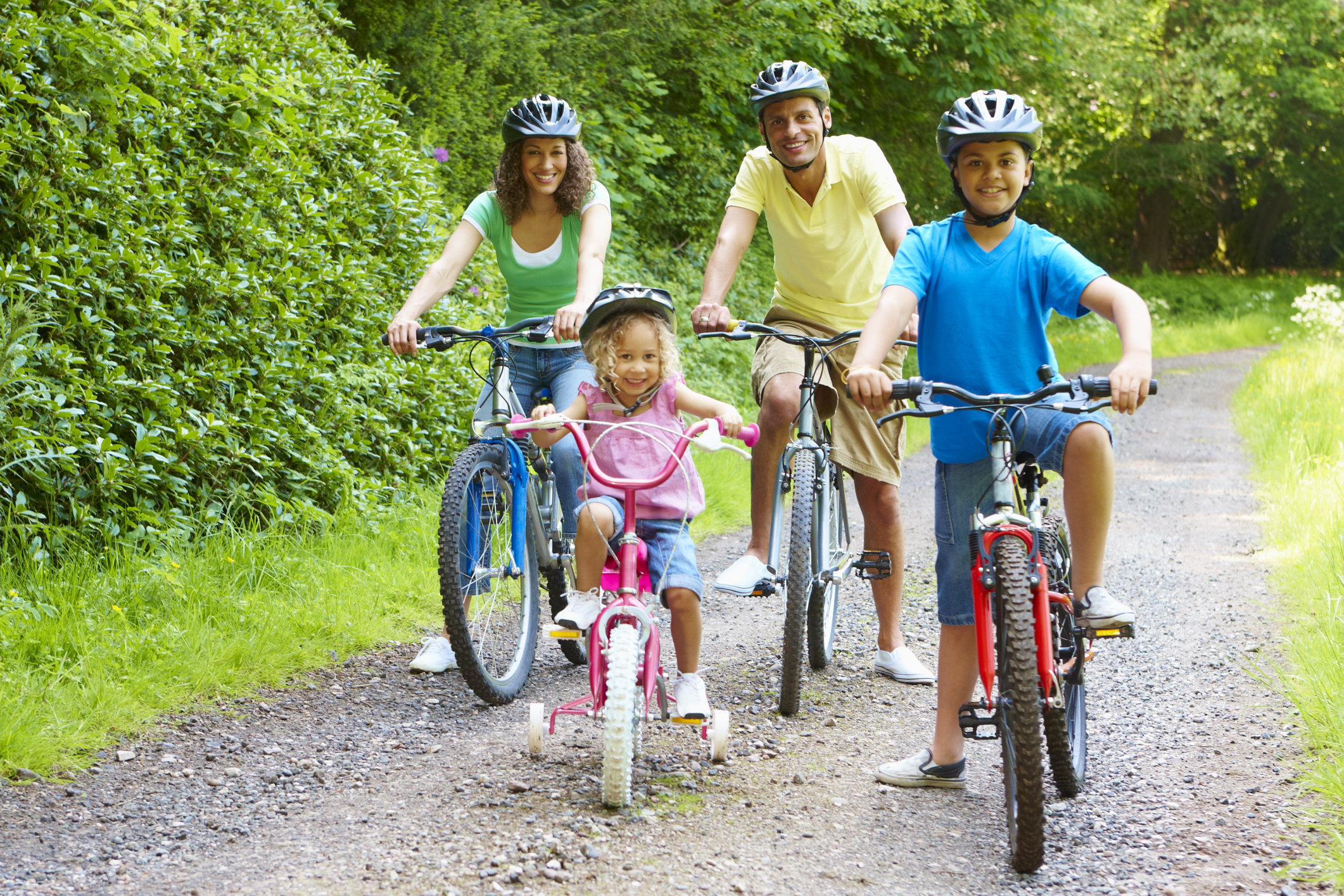 Alternatives to Keep You Looking Fit, biking