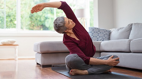 The best at-home exercises for cancer survivors
