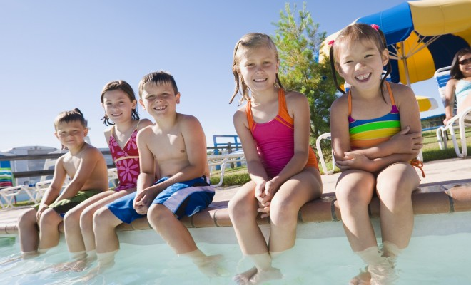 Stay safe at the beach, pool or lake