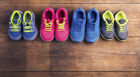 how to choose correct running shoes