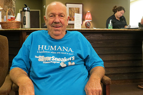 Surgery Helps Sharpsburg Man Stay Active Continue Weight Loss