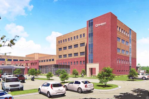 Urgent Care Fayetteville Ga >> Piedmont Fayette Hospital Announces Major Expansion ...