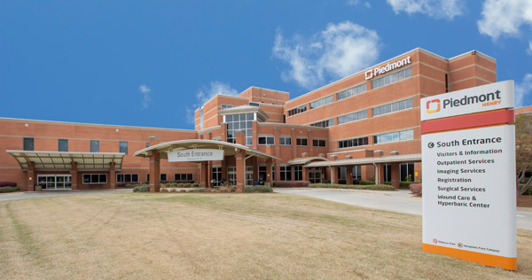 Piedmont Healthcare 11 Hospitals And Over 500 Locations