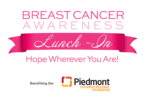 Breast Cancer Awareness Lunch-In