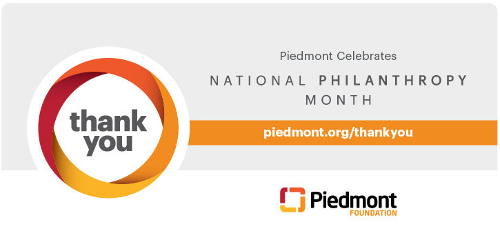 National Philanthropy Month