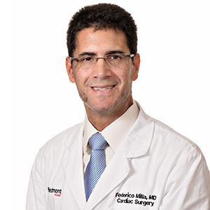 Federico Milla, M.D.